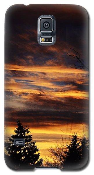 The Evening Sky Galaxy S5 Case