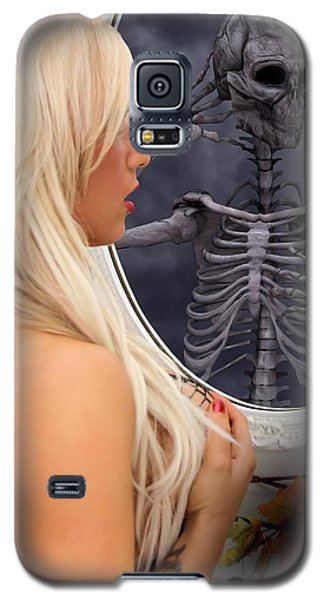 The Evil Mirror Galaxy S5 Case