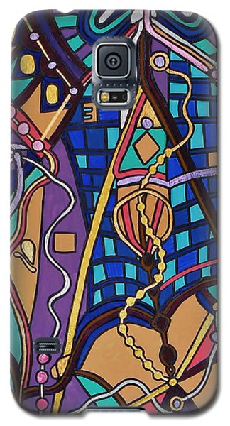 The Exam Galaxy S5 Case by Barbara St Jean