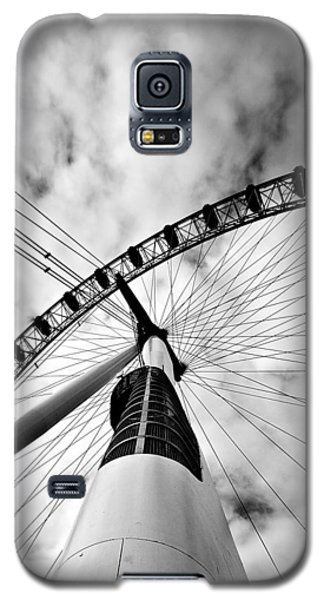 The Eye Galaxy S5 Case by Jorge Maia