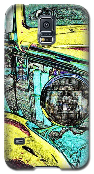 Galaxy S5 Case featuring the photograph The Eye  by Pamela Blizzard