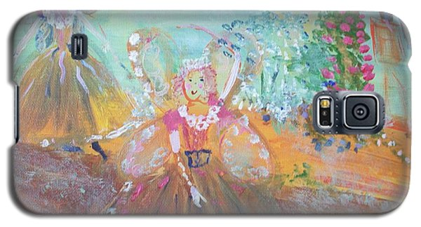 The Fairies And The Artist Galaxy S5 Case by Judith Desrosiers