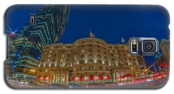 The Fairmont Copley Hotel Galaxy S5 Case