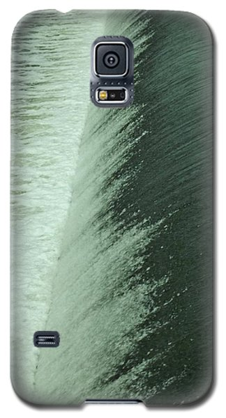 The Falls Galaxy S5 Case by John Wartman