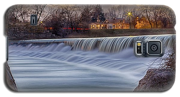The Falls Of White River Galaxy S5 Case