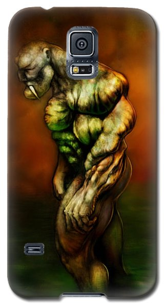 The Fang Galaxy S5 Case by Kim Gauge
