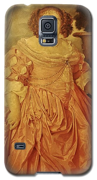 The Fat Lady Galaxy S5 Case by Gina Dsgn