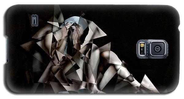The Fear Galaxy S5 Case by Kim Gauge