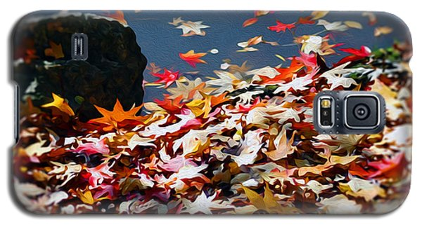 Galaxy S5 Case featuring the photograph The Feeling Of Autumn by Yue Wang