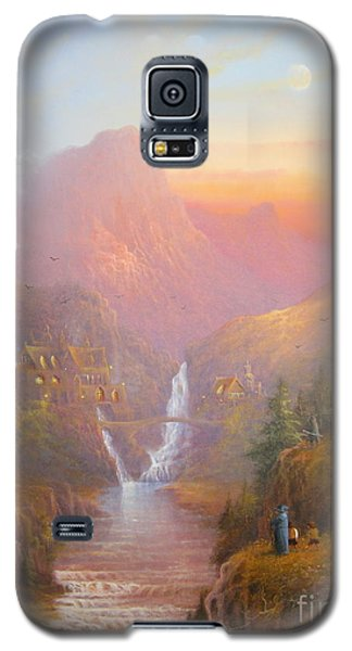 The Fellowship Of The Ring Galaxy S5 Case by Joe  Gilronan