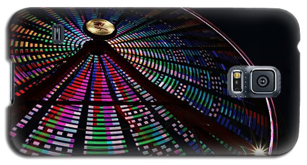 The Ferris Wheel Galaxy S5 Case