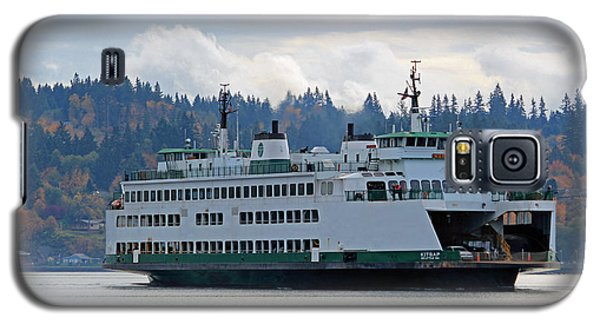 The Ferry Kitsap Galaxy S5 Case