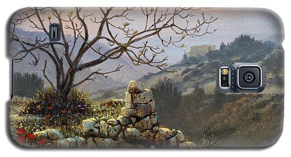 The Fig Tree   Mt Carmel Galaxy S5 Case