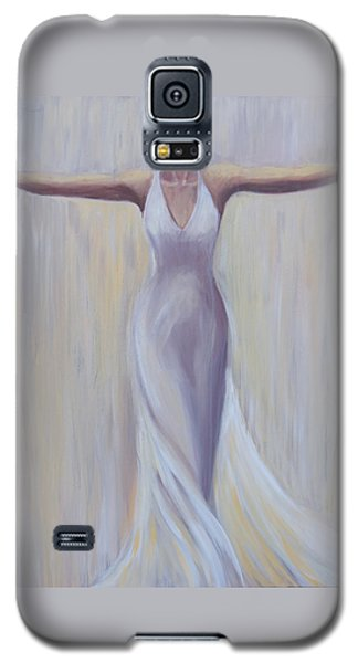 The Fight Is Won Galaxy S5 Case by Sheri  Chakamian