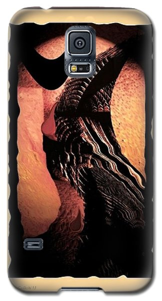 Galaxy S5 Case featuring the photograph The Final Cut by Steve Godleski