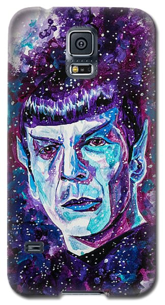 The Final Frontier Galaxy S5 Case