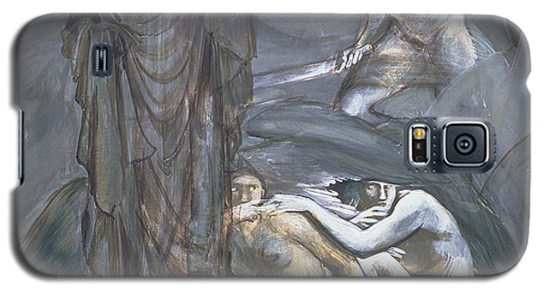 The Finding Of Medusa, C.1876 Galaxy S5 Case by Sir Edward Coley Burne-Jones