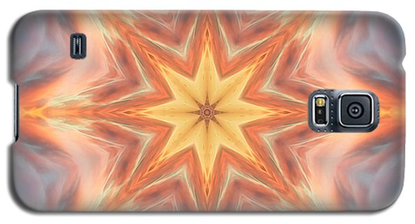 The Fire From Within Mandala Galaxy S5 Case