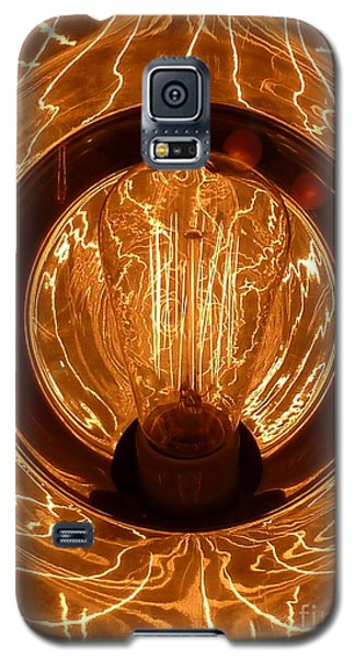 The Fire Within Galaxy S5 Case by Newel Hunter