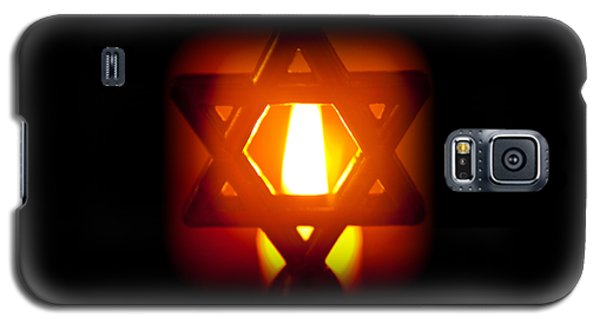 The Fire Within Galaxy S5 Case by Tikvah's Hope