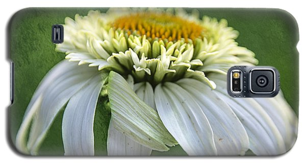 The First Coneflower Galaxy S5 Case