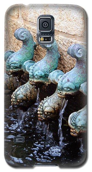The Fish Galaxy S5 Case