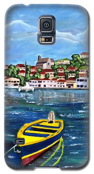 The Fishing Boat  Galaxy S5 Case