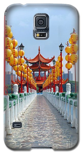 The Five Li Pavilion In Kaohsiung City Galaxy S5 Case