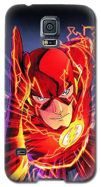 The Flash Galaxy S5 Case