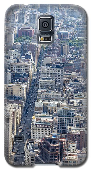 The Flatiron Building Galaxy S5 Case