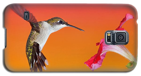 The Flower Dance Galaxy S5 Case
