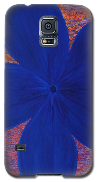 The Flower Galaxy S5 Case by Kyung Hee Hogg