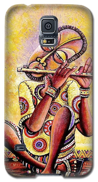 The Flutist Galaxy S5 Case