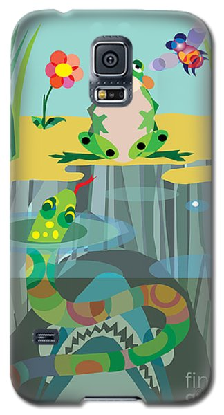 The Food Chain Galaxy S5 Case