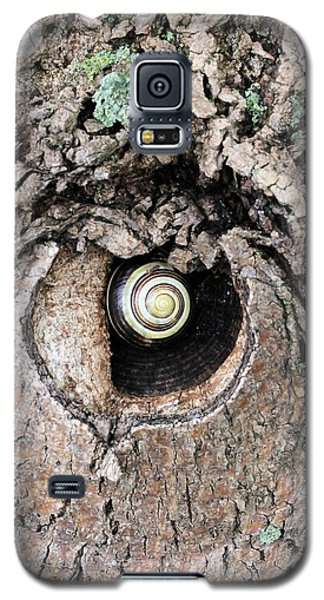 The Forest Is Watching Galaxy S5 Case by Doris Potter