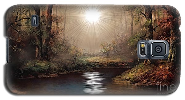 Sunrise Forest  Galaxy S5 Case
