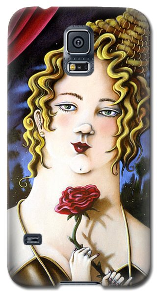 the Forgotten Woman Galaxy S5 Case