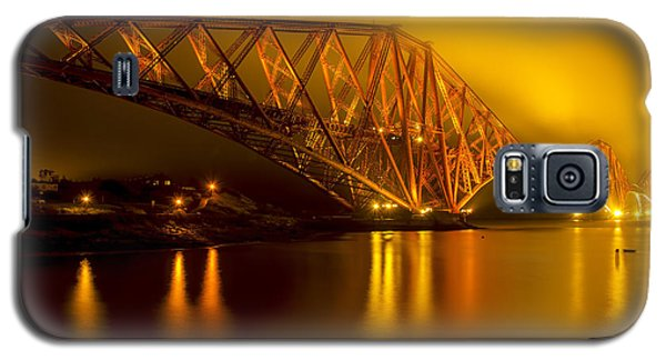 The Forth Bridge From North Queensferry Galaxy S5 Case