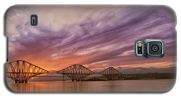 The Forth Rail Bridge Galaxy S5 Case