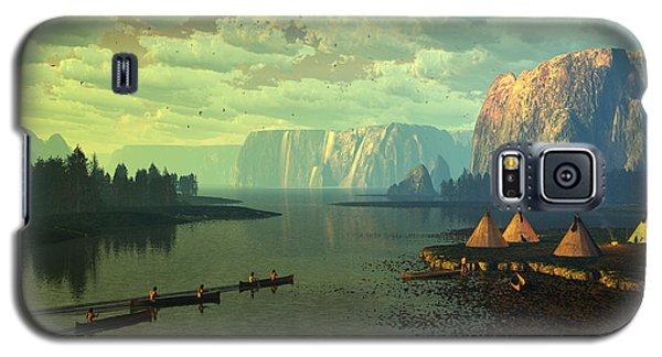 The Fountains Of Eden Galaxy S5 Case