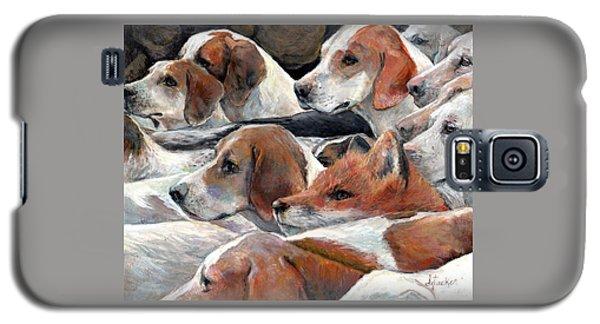 Fox Play Galaxy S5 Case by Donna Tucker