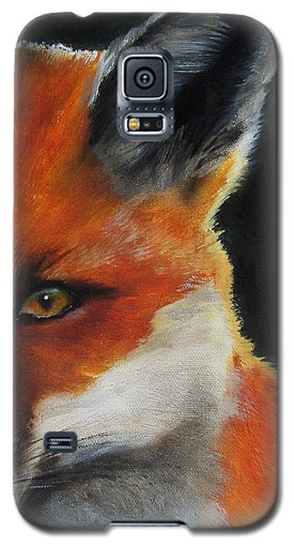 The Fox Galaxy S5 Case