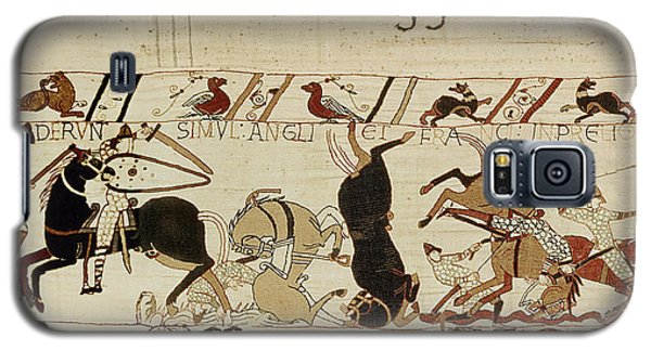 The Bayeux Tapestry Galaxy S5 Case by French School