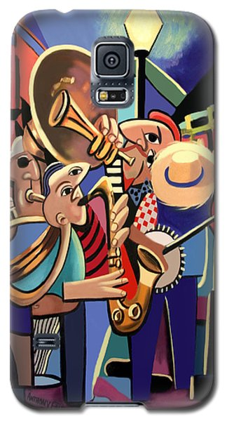 The French Quarter Galaxy S5 Case
