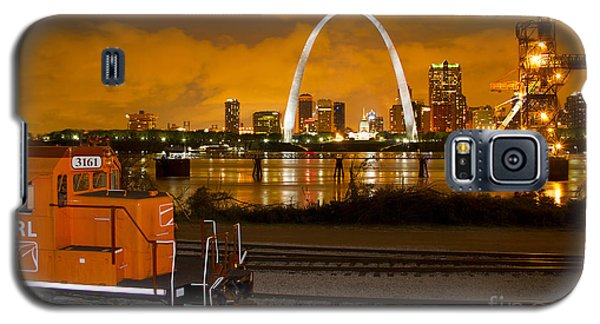 The Ftrl Railway With St Louis In The Background Galaxy S5 Case