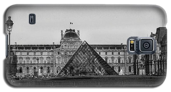 The Full Louvre Denise Dube Galaxy S5 Case
