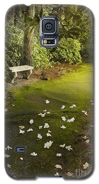 The Garden Bench Galaxy S5 Case