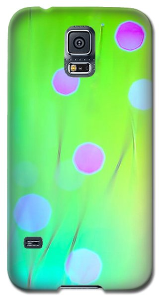 Galaxy S5 Case featuring the photograph The Garden by Dazzle Zazz