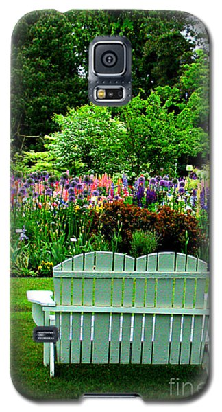 The Garden  Galaxy S5 Case by Mindy Bench