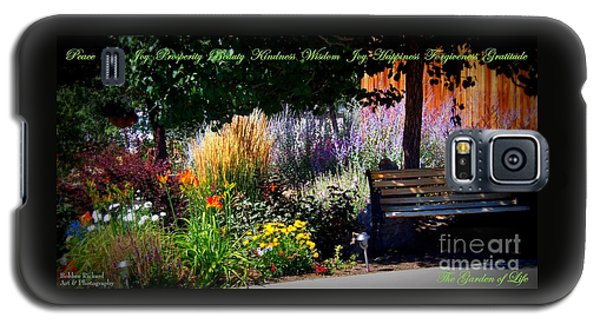 The Garden Of Life Galaxy S5 Case